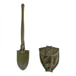 M51 Folding Intrenching Tool with Sheath (Olive Drab)