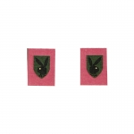 Playboy Bunny Patches (Olive Drab)