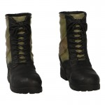 Female Spike Sole Jungle Boots (Olive Drab)