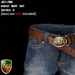 Moda Series Waist Belt Set Series 3 (Type B)