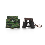 6x30 Binoculars with Cover (Blurred Edge)