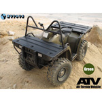 ATV All-Terrain Vehicle (Olive Drab)