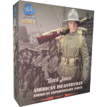 American Infantryman of Expeditionary Force 1917 - Buck Jones