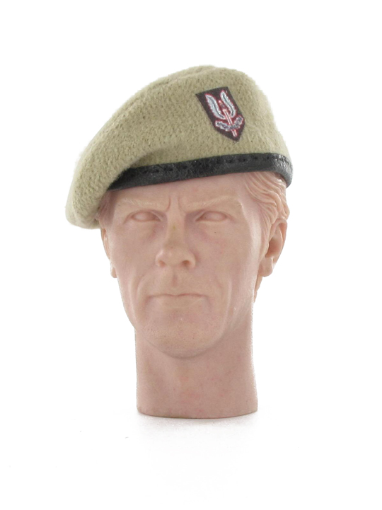 SAS sand color beret