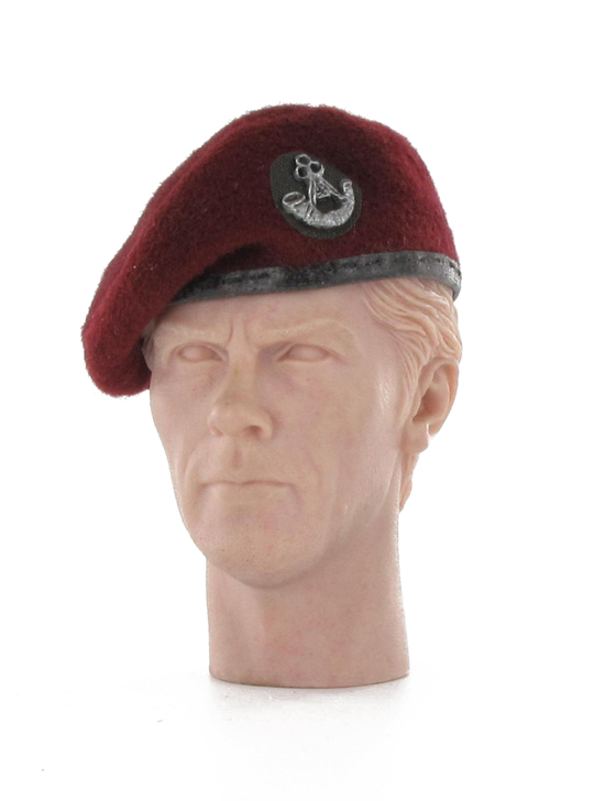 Red beret Oxf and Bucks