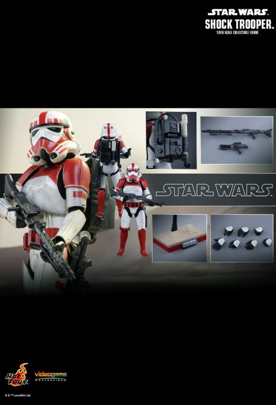 Star Wars : Battlefront - Shock Trooper