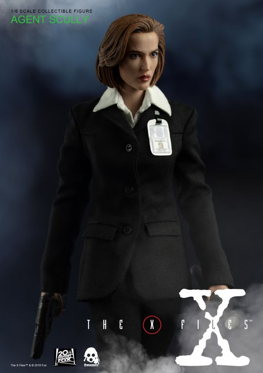 The X-Files - Agent Scully (Deluxe Version)