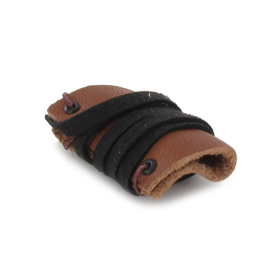 Leather forearm protection (Type A)