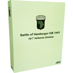 Battle Of Hamburger Hill 1969 - 101st Airborne Division