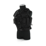 Black Omega assault vest
