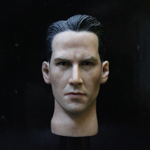 Headsculpt Keanu Reaves