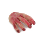Caucasian Male Bloody Right Hand