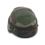 Spectra French Army helmet with Cover (Centre Europe)