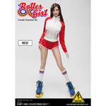 Roller Girl Set (Red)