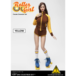 Roller Girl Set (Yellow)