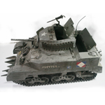 WW2 Stuart tank customized