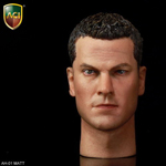 Headsculpt Matt Damon