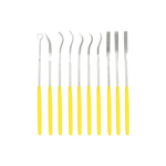 Diamond Rifler File Set (Yellow)