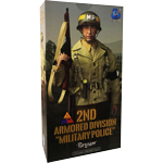 2nd Armored Division - Military Police Bryan Figur
