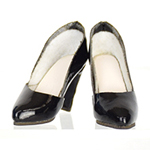 High Heels Female Catwalk Series 2 Shoes (Black)