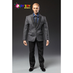 Men Suit Set (Grey)
