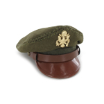 US Army Officer service cap
