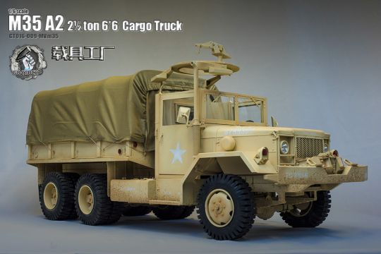 m35a2 cargotruck sand machinegun. Black Bedroom Furniture Sets. Home Design Ideas