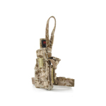 LBT 0372-RH ( London Bridge Trading Company ) Large Auto Pistol Holster ( Right Hand Draw ) in AOR camouflage pattern