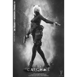 Female Assassin Series First Bomb - Catch Me (Strabismus Scar Version) Figur