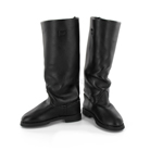 Russian Black Officer boots