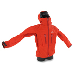 Alpha SV Pro Shell Jacket (Red)