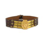 Leather Belt Proection (Brown)