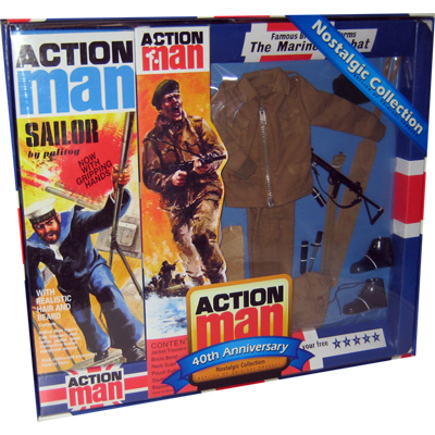 the marine combat set