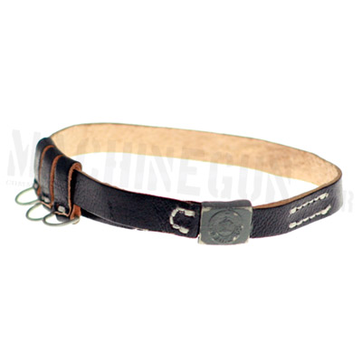 heer belt  with grey buckle