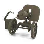 Maxim soviet machinegun M1910