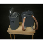 Die Cast German Food Container (Grey)