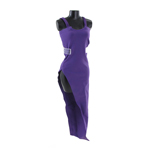 Female Dress (Purple)
