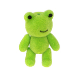 Teddy Frog (Green)