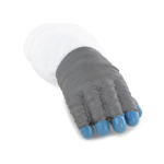 Astronaut Suit Gloved Right Hand (Grey)