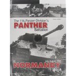 Panther in Normandy (English book)