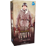 WWII German Army Supply Duty - Hans (Normal Eyes Version) Figur