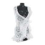 Female Lace Dress (White)
