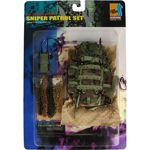 US Special Forces Sniper Patrol Set (Woodland)