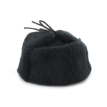 Fur Hat (Black)