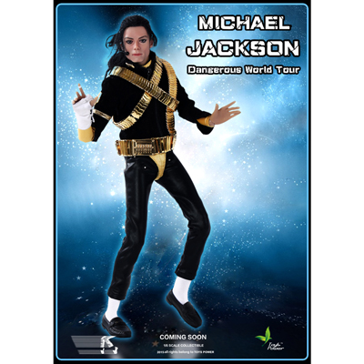 Michael Jackson (Dangerous World Tour)