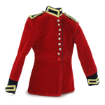 Life Guards Tunic (Red)