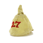 Pickelhaube Cover Helmet 27th Infantry Regiment (Beige)
