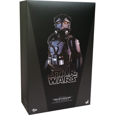 Star Wars : The Force Awakens - First Order Tie Pilot