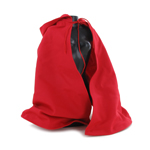 Flexible Hooded Cape (Red)