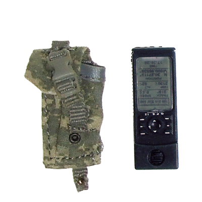 Handheld GPS and ACU pouch